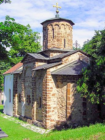 hram svetog dimitrija markova crkva selo