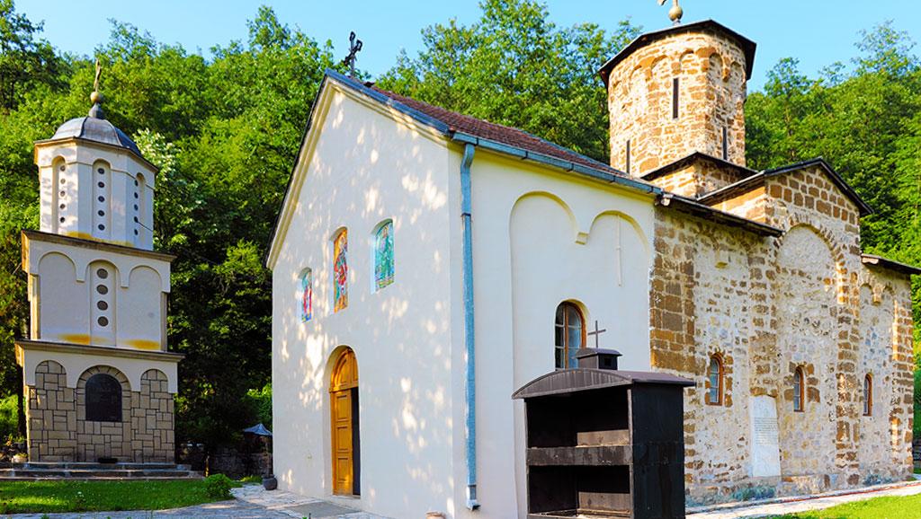 crkva svetog dimitrija markova crkva